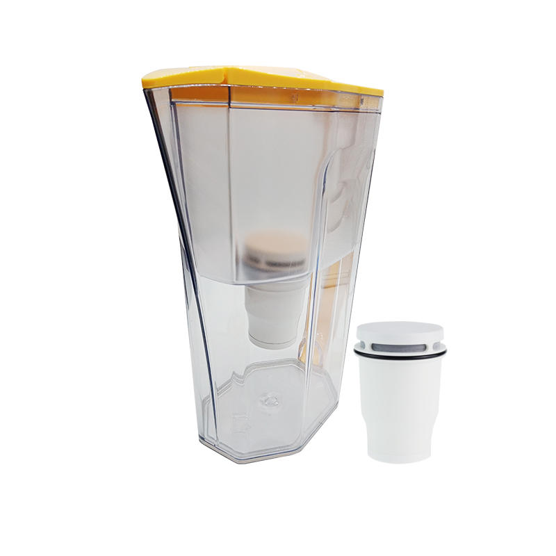 mini water purifiter pitcher healthy mineral water filter kettle