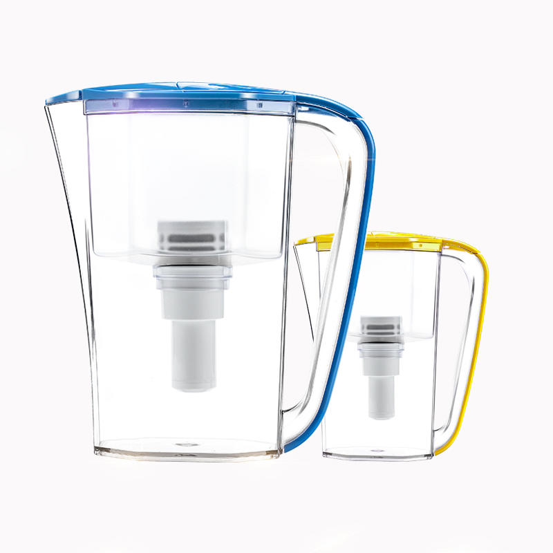Domestic uf membrane water purifier of 2 stages protection for home