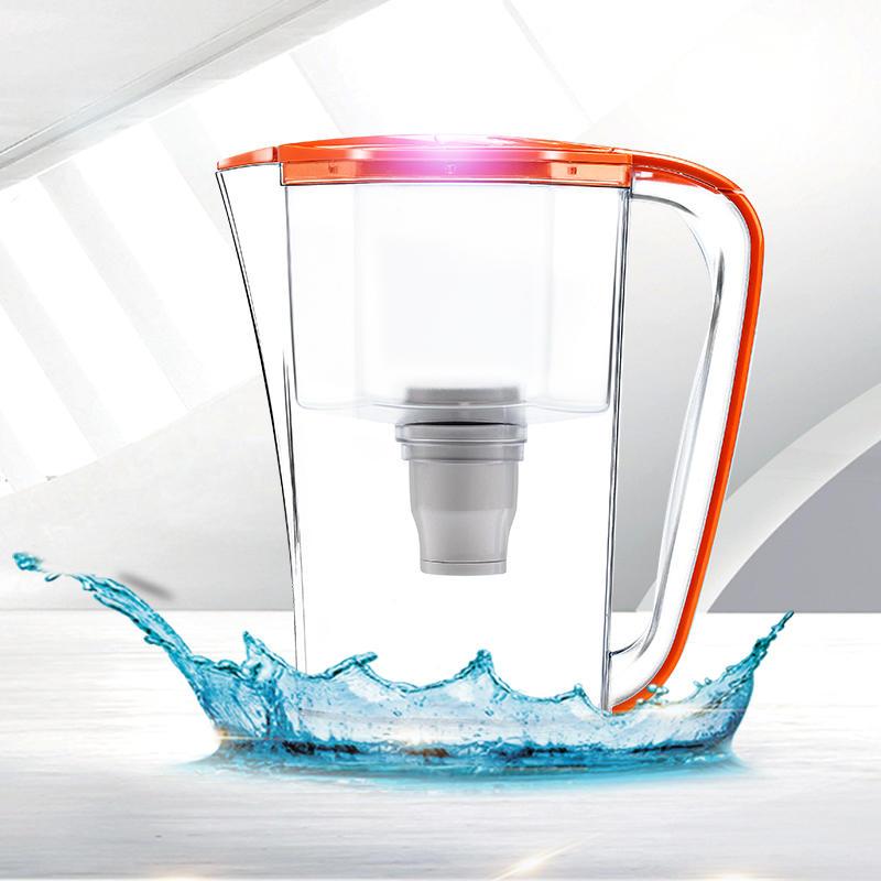 Fits for fridge door alkaline drinking water filter jug home kitchen