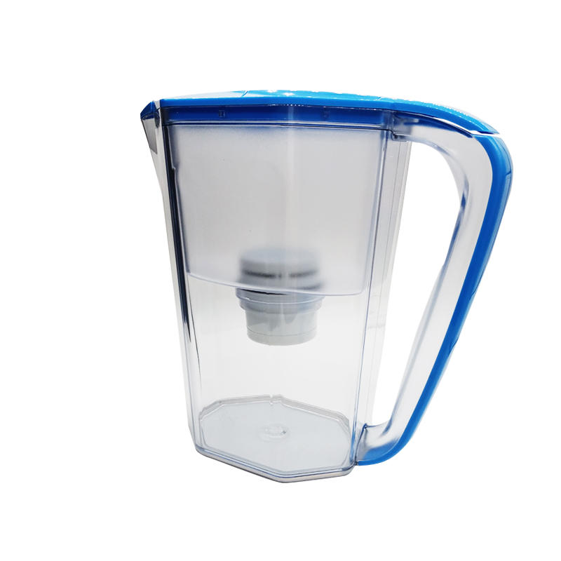 Hone purifying water bottle with activated carbon filter plastic water purifier kettle
