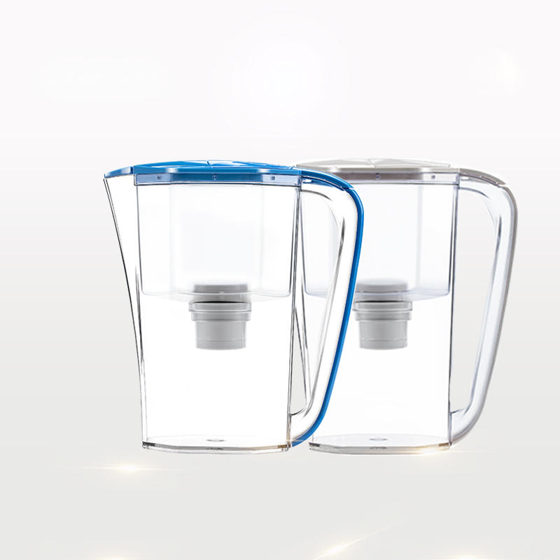 factory direct sale household domestic cheap plastic water filter pitcher