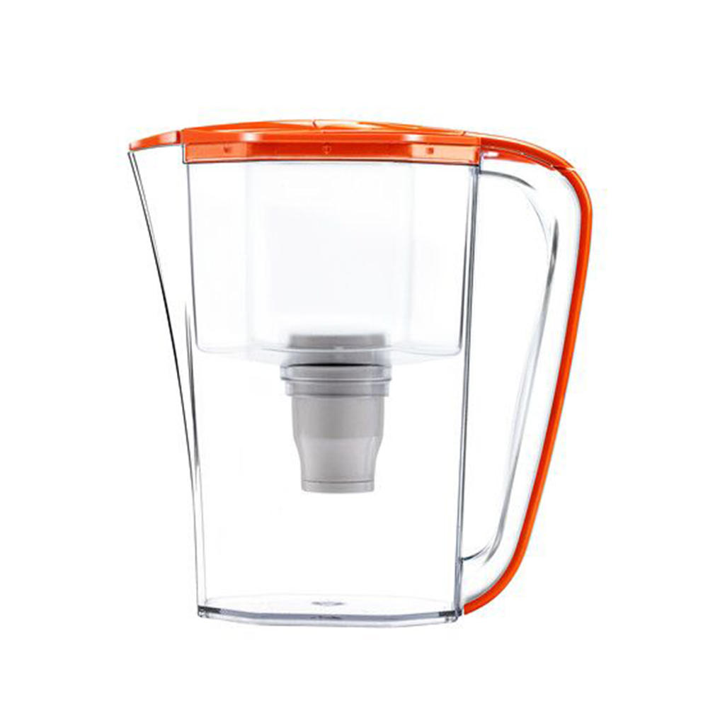 Best quality cheap price household water filter jug with activated carbon