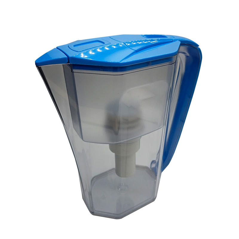 High-end new design water filter purifier pitcher for home and office