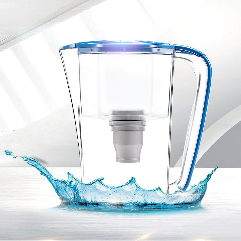 Alkaline water purifier jug 3.5L water filtration purifier water