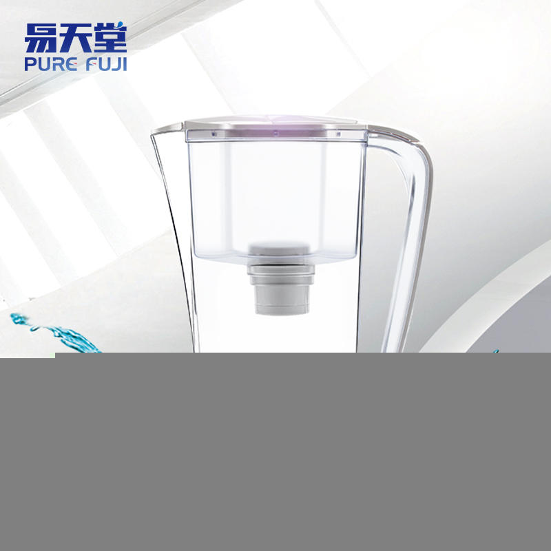 Alkaline water jug water filter bottle home and office pitcher
