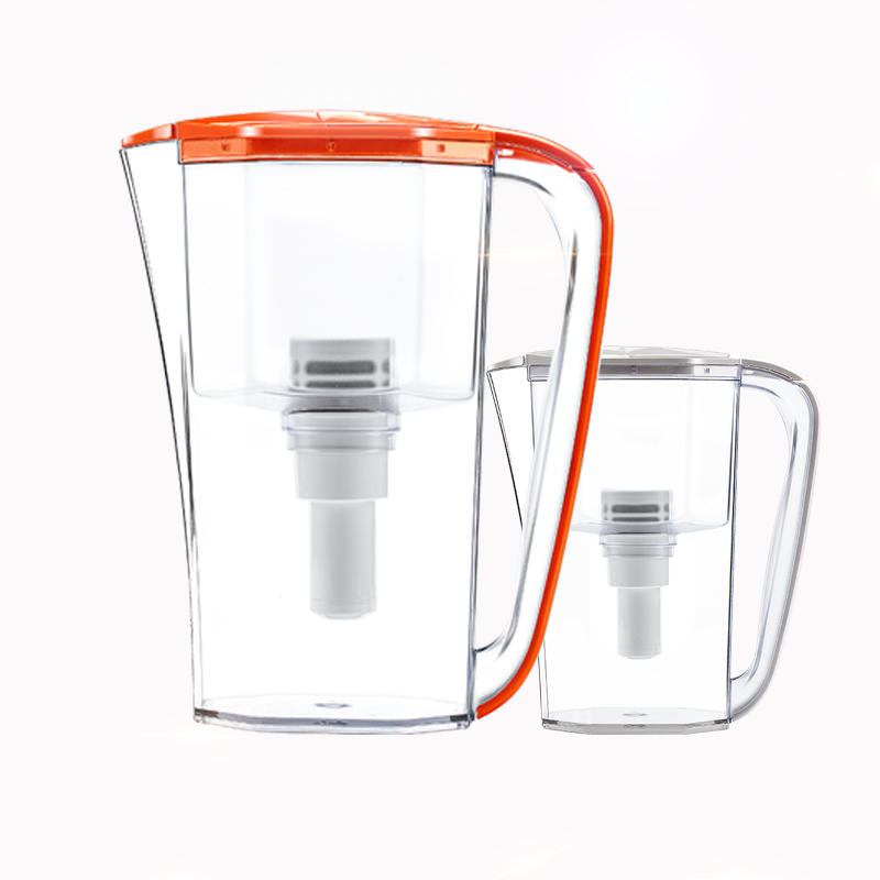 Elegant design large capacity water purifier pot for home and office