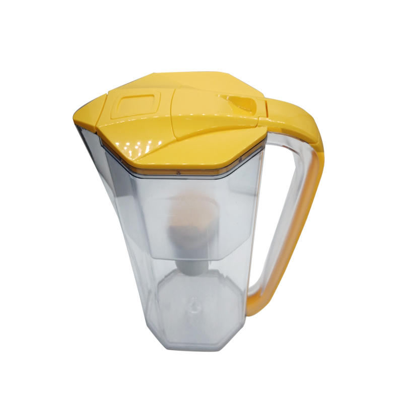 Hot sell wholesale household health life soften water water filter pitcher