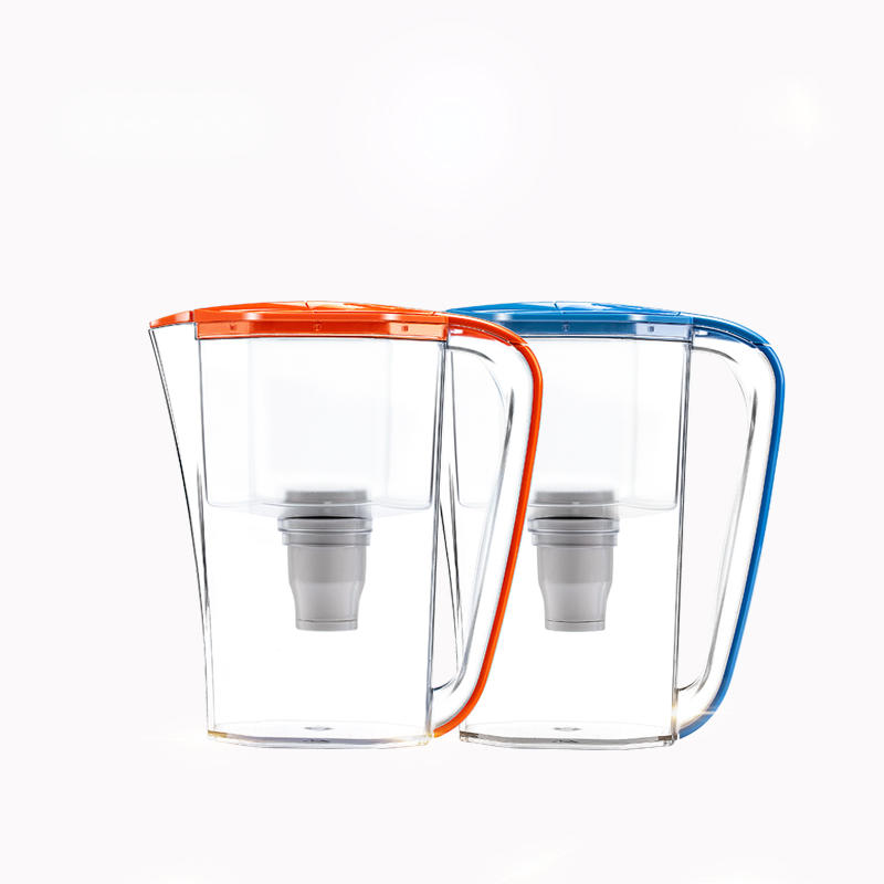 New Style Simple And Convenient plastic water filter pitcher home drinking