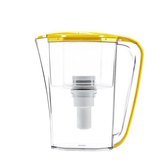 Straight drink Alkaline water pitcher filter jug small residential water filters