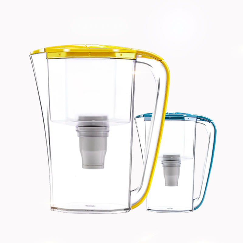 2020 new design low pressure filter water purifier jug with uf membrane