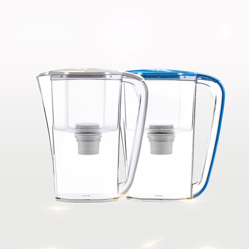 low price high quality oem service alkaline water pitcher with activated carbon particles
