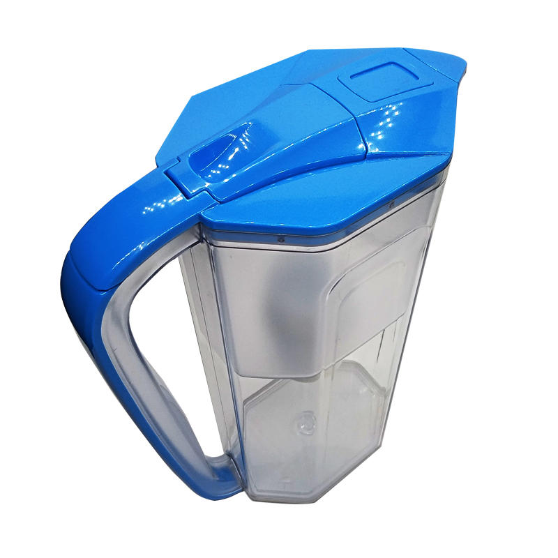 2020 low pricehigh quality alkaline water pitcher 2.5L with active carbon