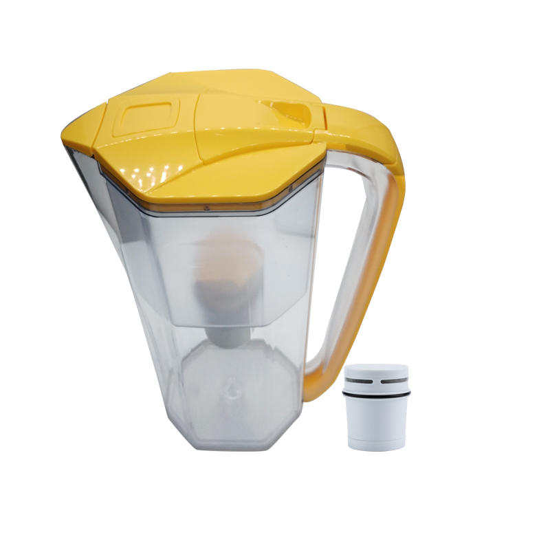 Factory directly sale fast flow water pitcher water filter jug for health