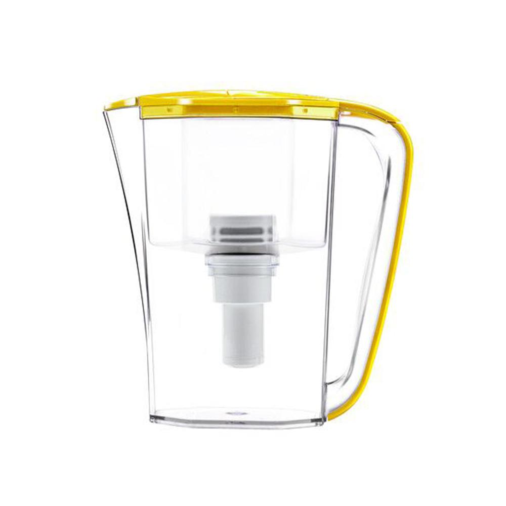 High quality alkaline water filter pitcher new design water filter jug