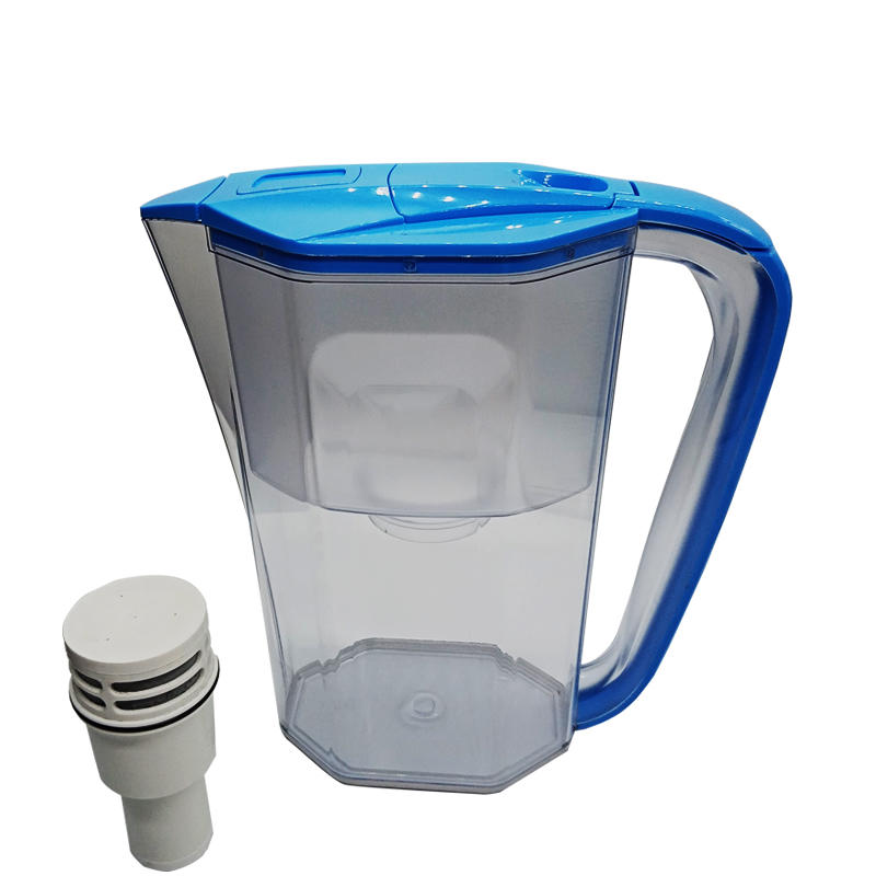 2020 hote sale high-end water filter jug food grade water purifiter jar