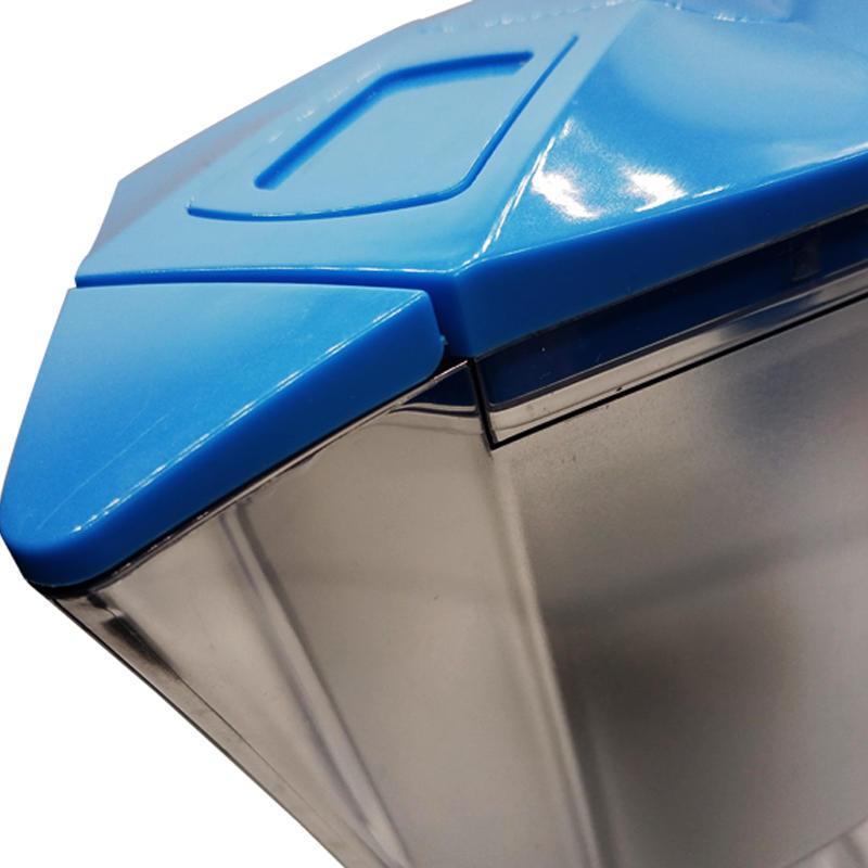 3.5L household desktop safe water purifier mug straight drink