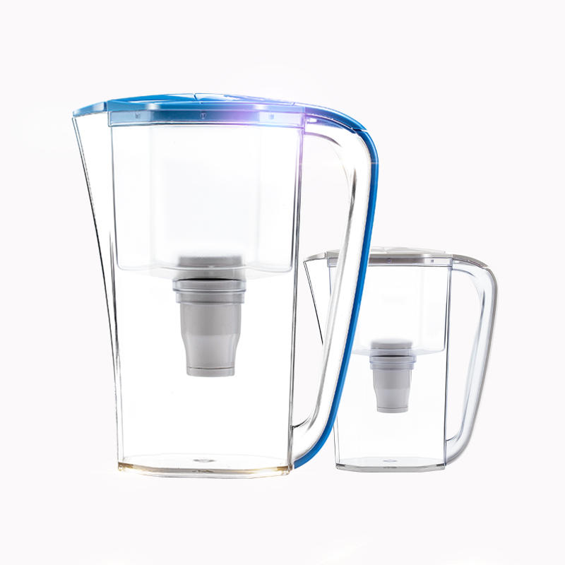 Multi color options, mass customization Pollution-free water purification kettle