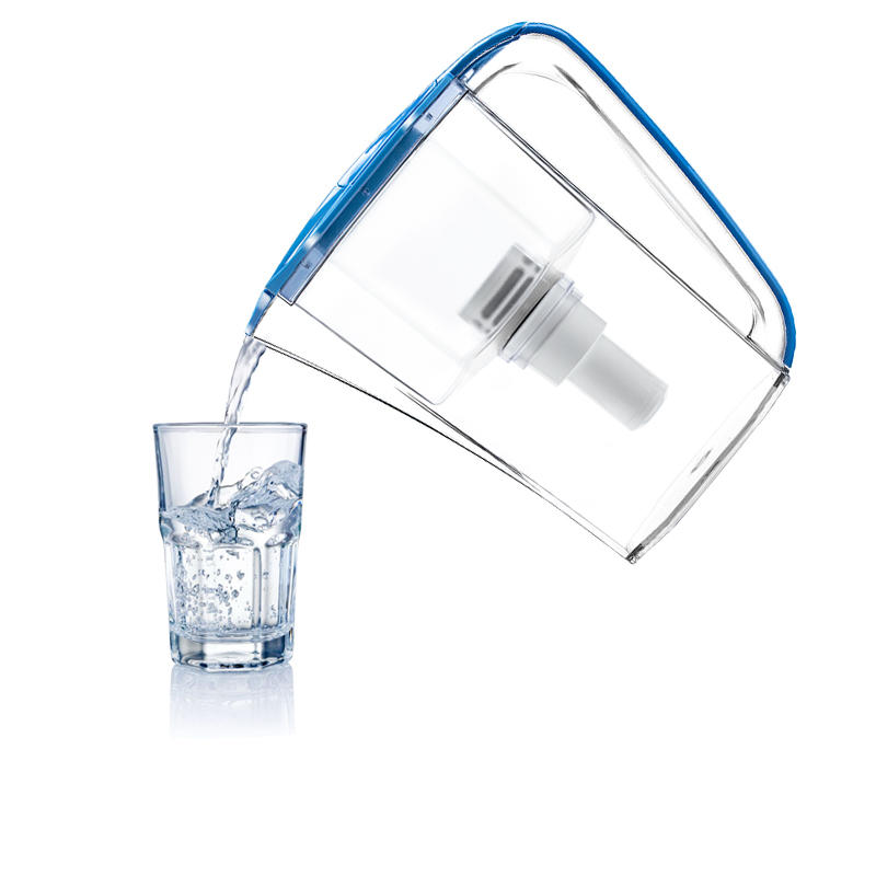 3.5L Plastic Water Filter Jug With Filtration Capacity 300 Liters water filter pitcher