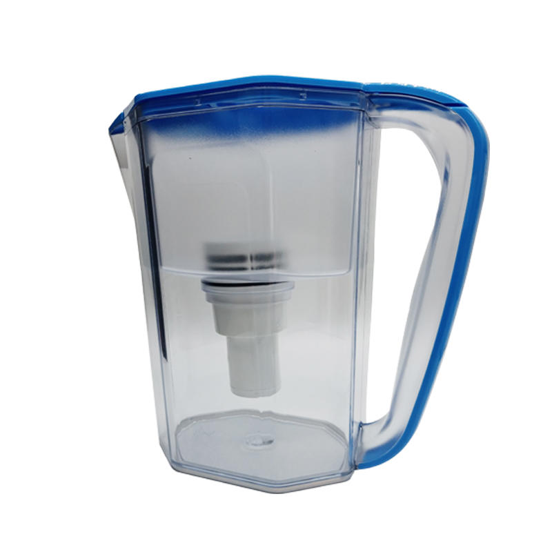 Wholesale portable water pitcher with replacement uf menmbrane filter direct drink