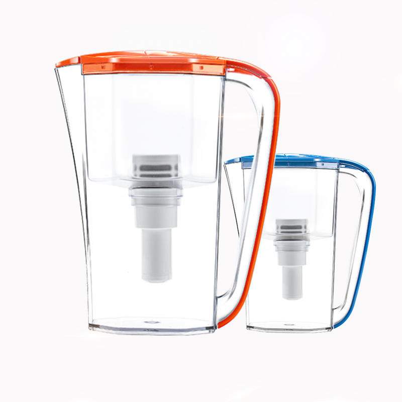 High quality straight drinking ultrafiltration energy water filter pitcher without electricity