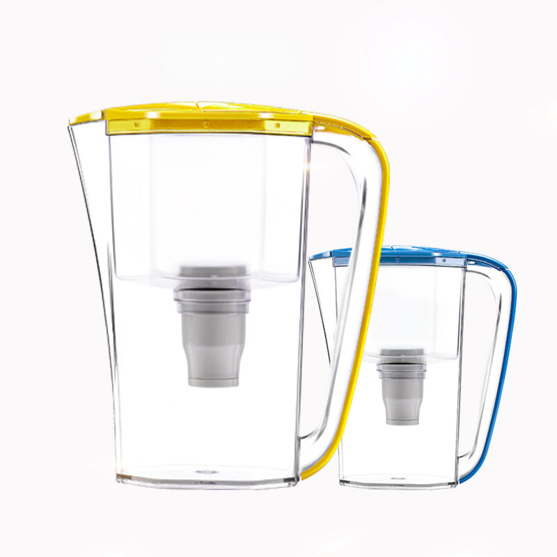 Eco-friendly water bottle remove heavy metal with activated carbon filter for office