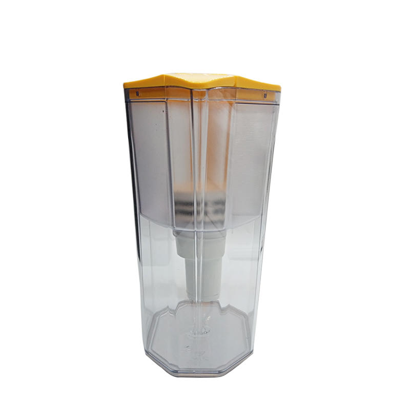 High-end plastic water pitcher alkaline water pitchers