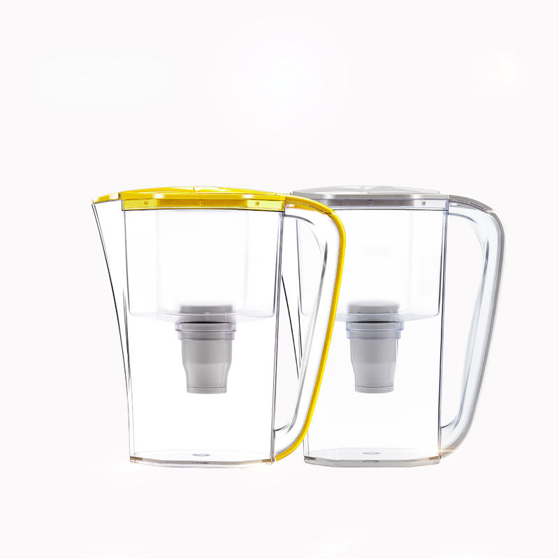 safe cheap plastic water pitcher with ultrafiltratin membrane for home