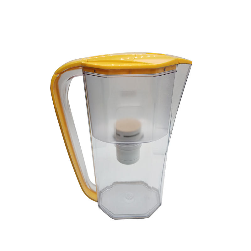Plastic jug alkaline water purifier pitcher factory directly sale