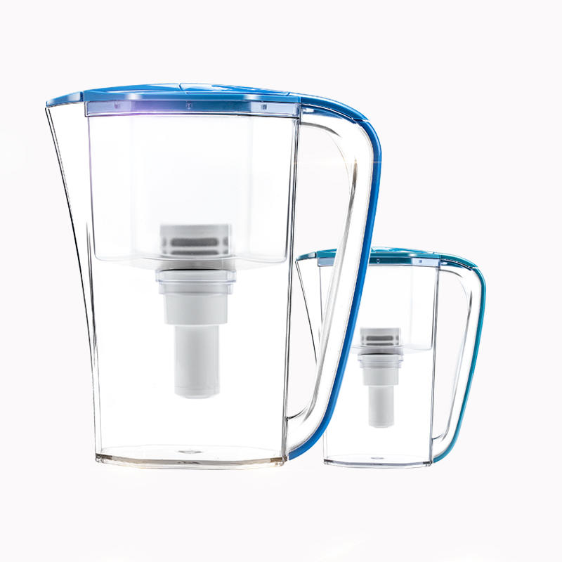 High-end 0.1 micron water filter jug/one stage water purifier bottle
