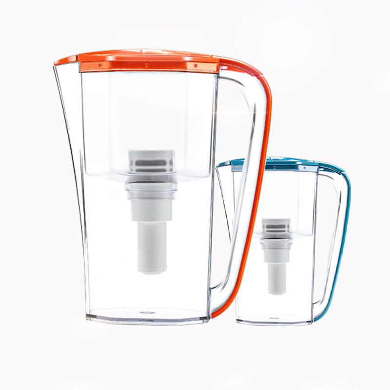 3.5L Water Purifier Portable Water Pitcher Household Filter Purifier Filtration Jug For Kitchen