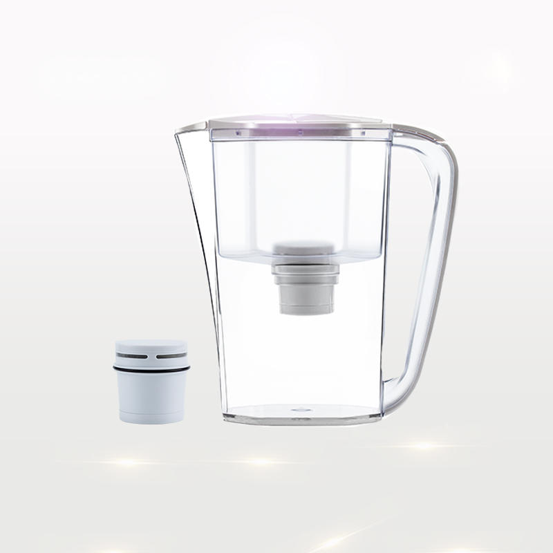 Safe carbon water bottle water pitcher with handle for kitchen