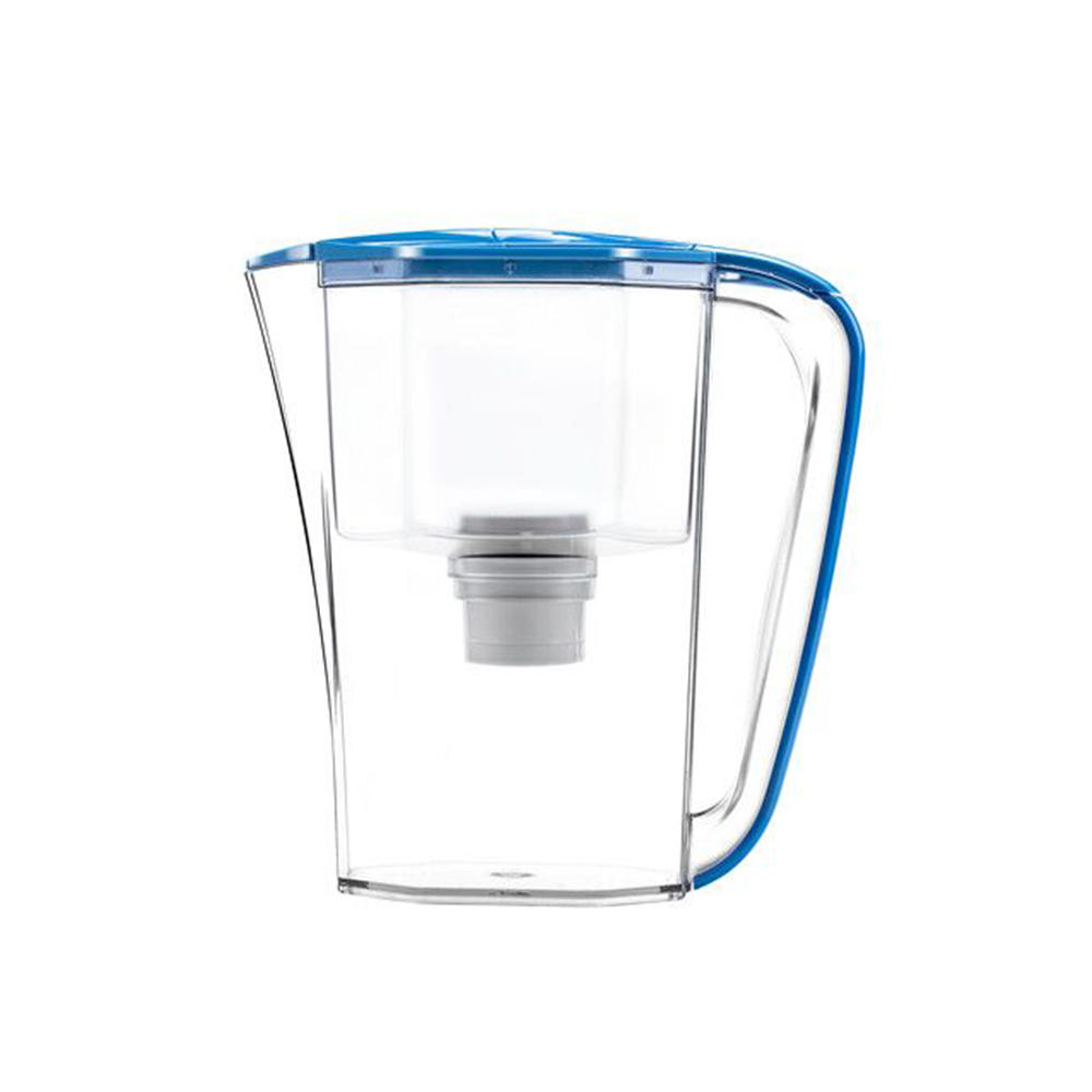 Hard water soften pitcher remove chlorine bacteria water purification pitcher without electricity