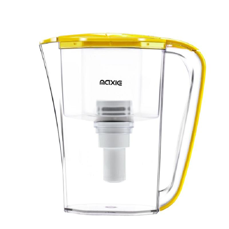 plastic cartridge water filter pitcher jug with ultrafiltration membrane