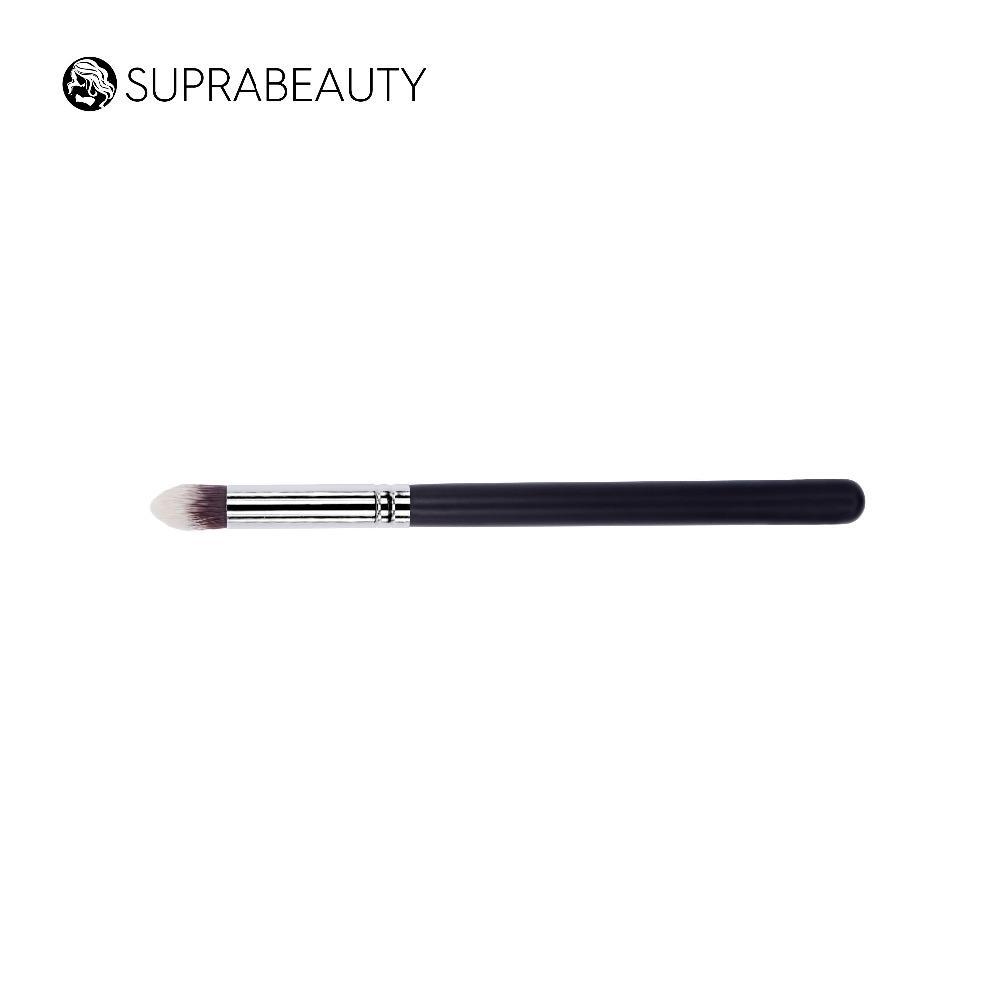 2018 hot-sale black handle mini makeup brushes concealer brush professional