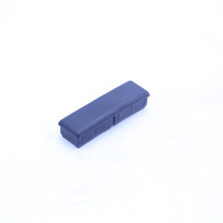Aluminum alloy guardrail & end cover standard parts for all kinds of trucks