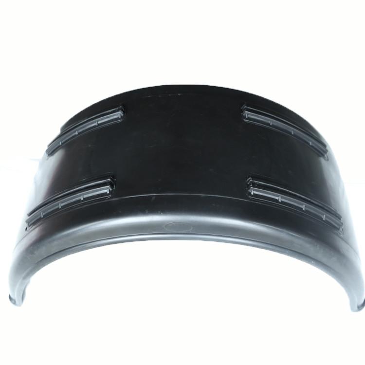 112012 plastic Truck Mud Fender 1250 mm*630 mm*600 mm China Shanghai Black