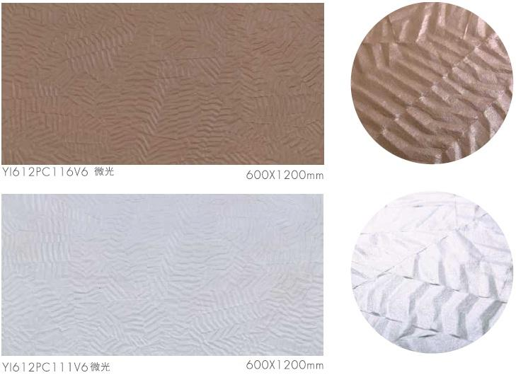 Bathroom tiles walls and floors tile- Fold