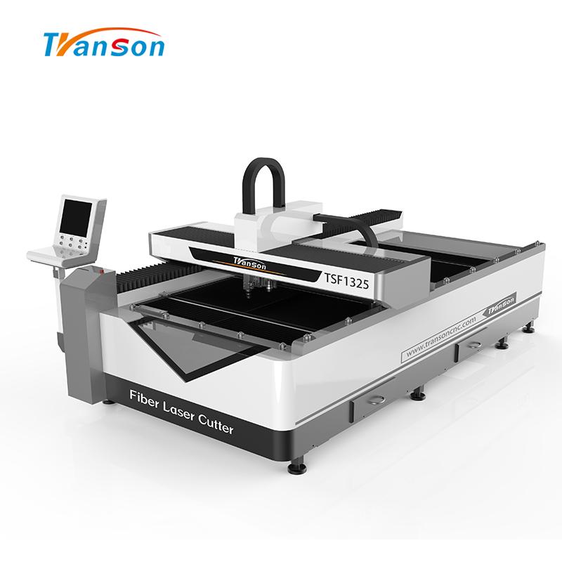 Transon 1000W Fiber Laser Cutting Machine TSF1325 for Carbon Steel Metal Aluminium