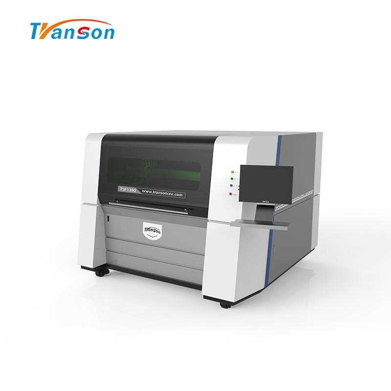 Transon 1000W TSF 1390 Fiber Laser Cutting Machinefor Carbon Steel Metal Aluminium
