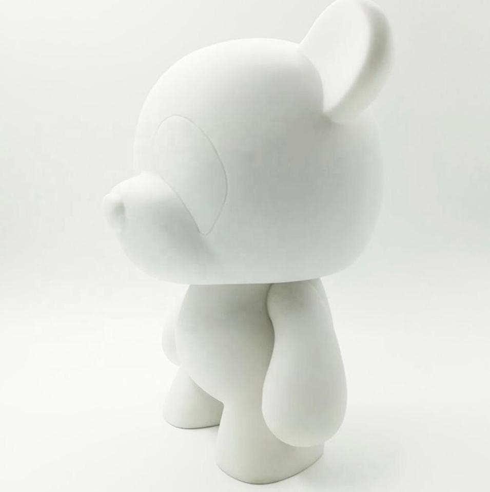 customized PVC vinyl piggy bank doll vinyl toy oem your own image