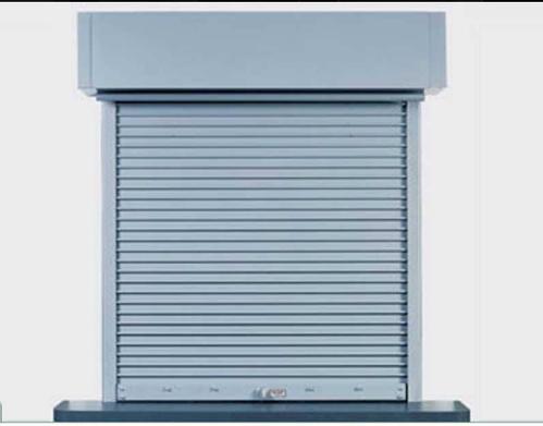 European Type Roller Shutter Door Aluminum Roller/Rolling Shutter Door