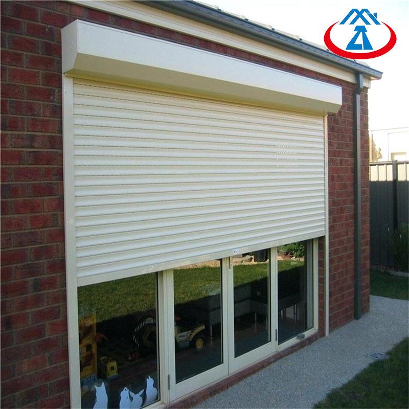 Cheap Price High Quality Aluminum Roller Shutter Window