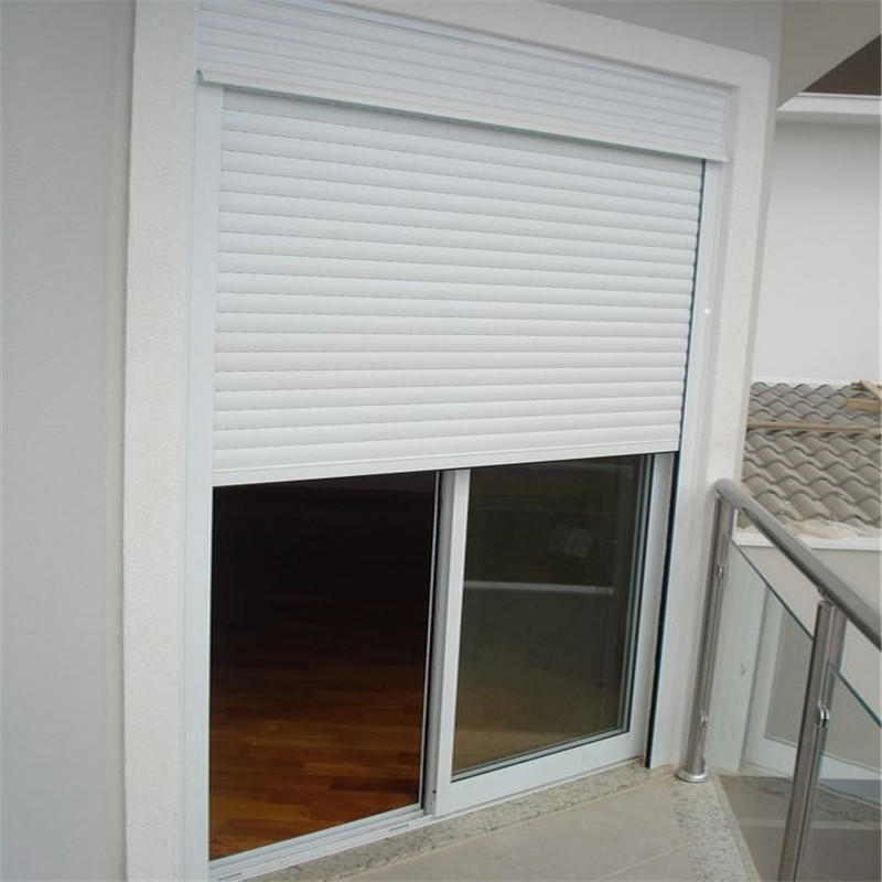 39mm 1600mm*1400mm automatic windows and doors aluminum window with Dooya motor