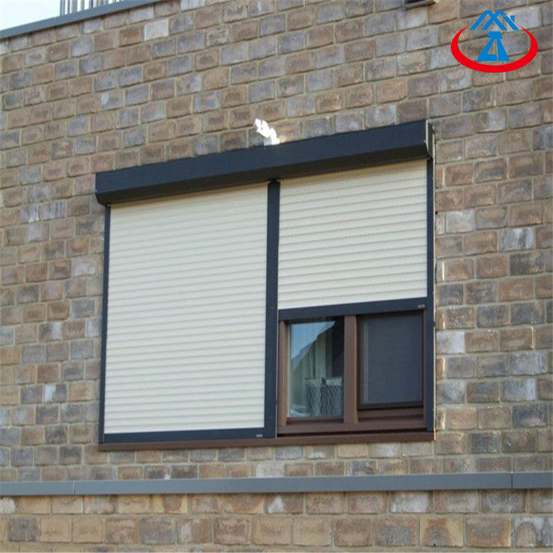 Electric Residential Security Outdoors Roller shutter Windows