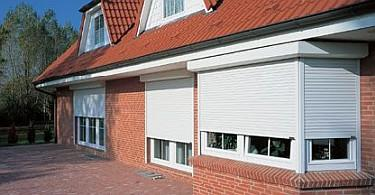 Wholesales 1000mm*900mm 55mm Width of Slat Aluminum Exterior Horizontal Shutter Window