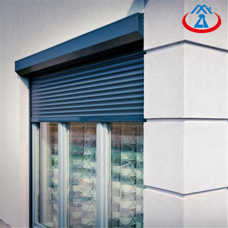 Roll Top Insulated Aluminum Rolling Shutter From China Suppliers
