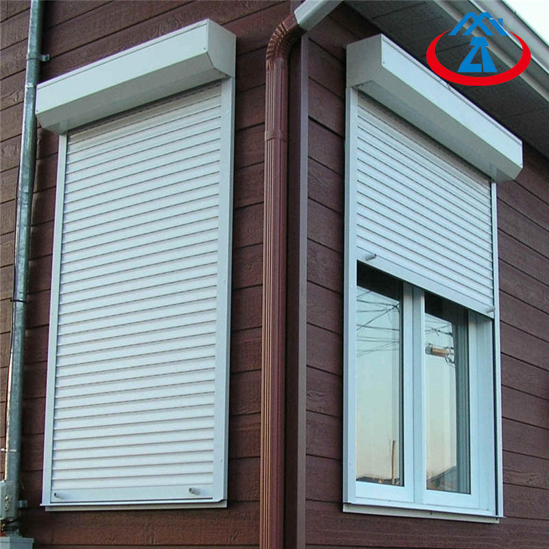 Aluminum Profile Thermal Prevent Vertical Roller Shutter Window From Guangzhou Suppliers
