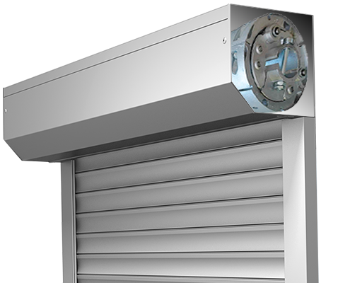 Thermal insulation Rollingshutter aluminum roller shutter exterior windows