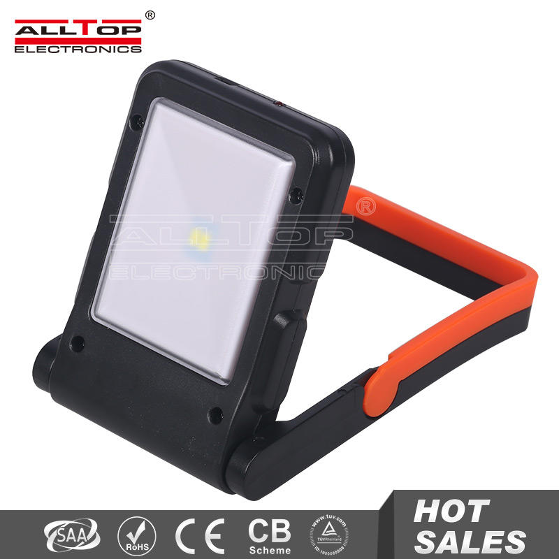 3W High bright good price solar powered reading lamp bed wall