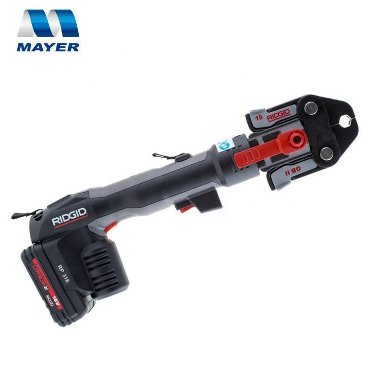 Ridgid rp310 rp318 High quality other hydraulic tools Electro hydraulic crimping tool use for press fitting installation